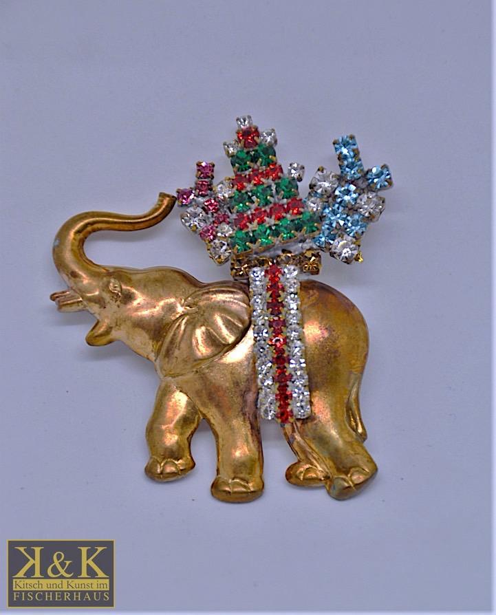 Weihnachtselefant