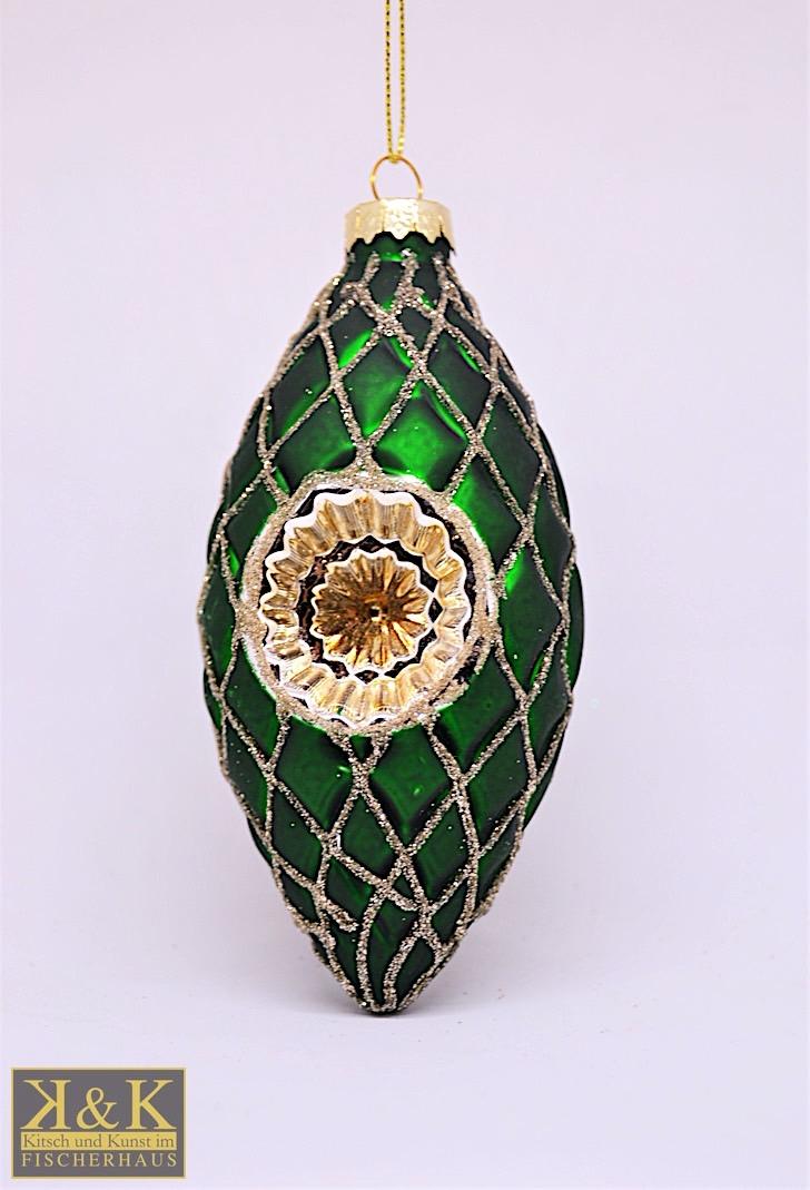 Zapfen grün