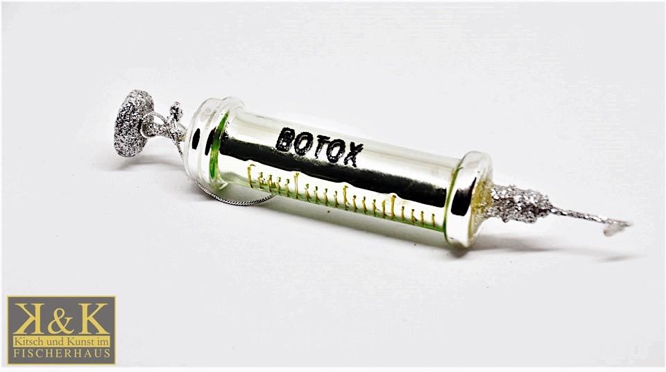 Botox-Spritze