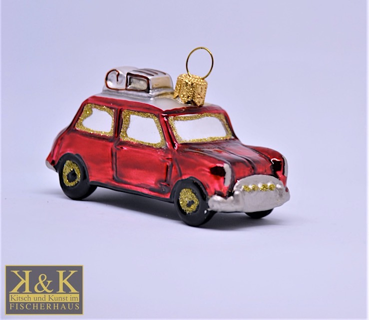Mini Auto rot