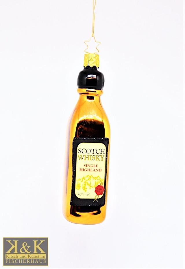 Whisky-Flasche