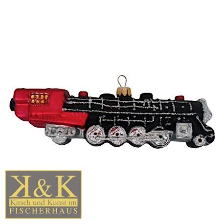 Dampflokomotive lang