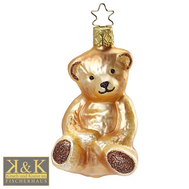 Teddybär Goldbär