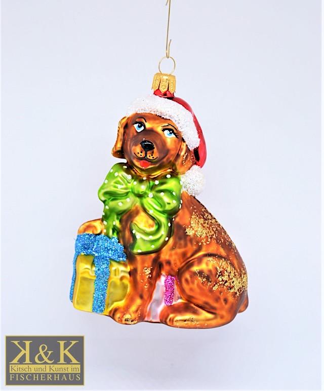 Weihnachthund