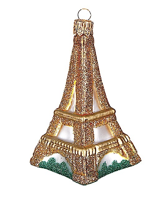 Eiffelturm Gold