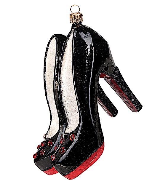 High Heels Schuhe schwarz