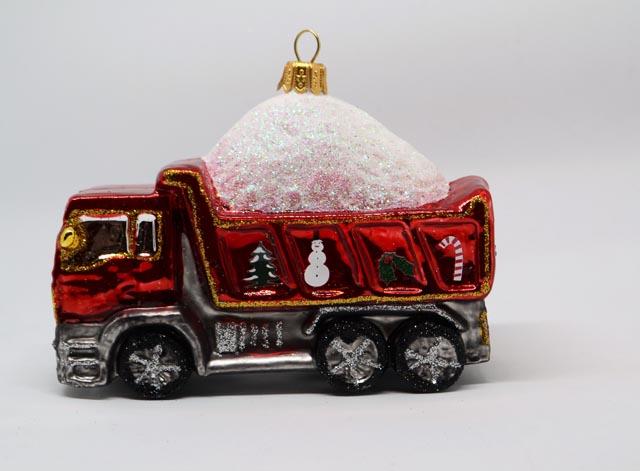 LKW Kipper Weihnachten