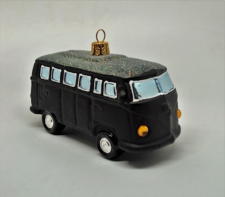 Retro Bus schwarz