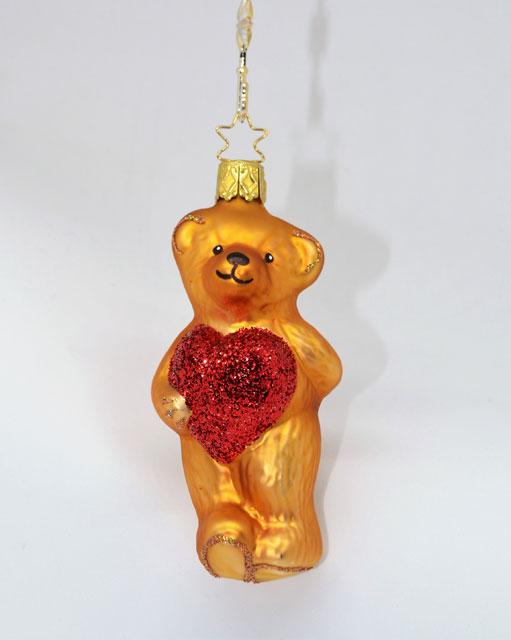 Teddybär mit Herz