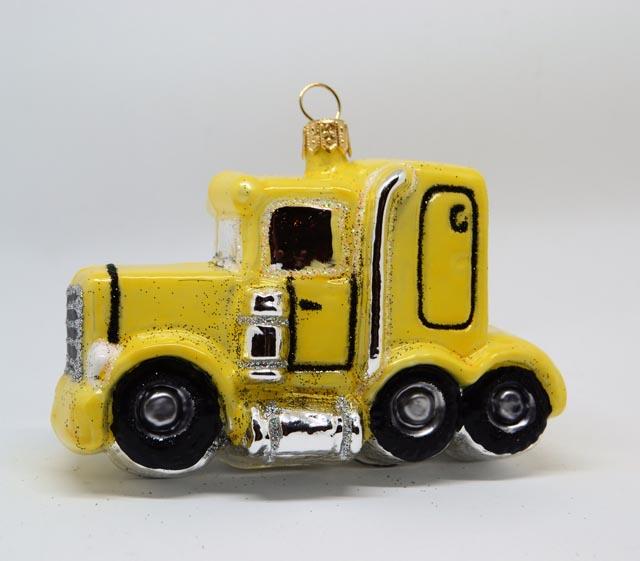 LKW Truck gelb